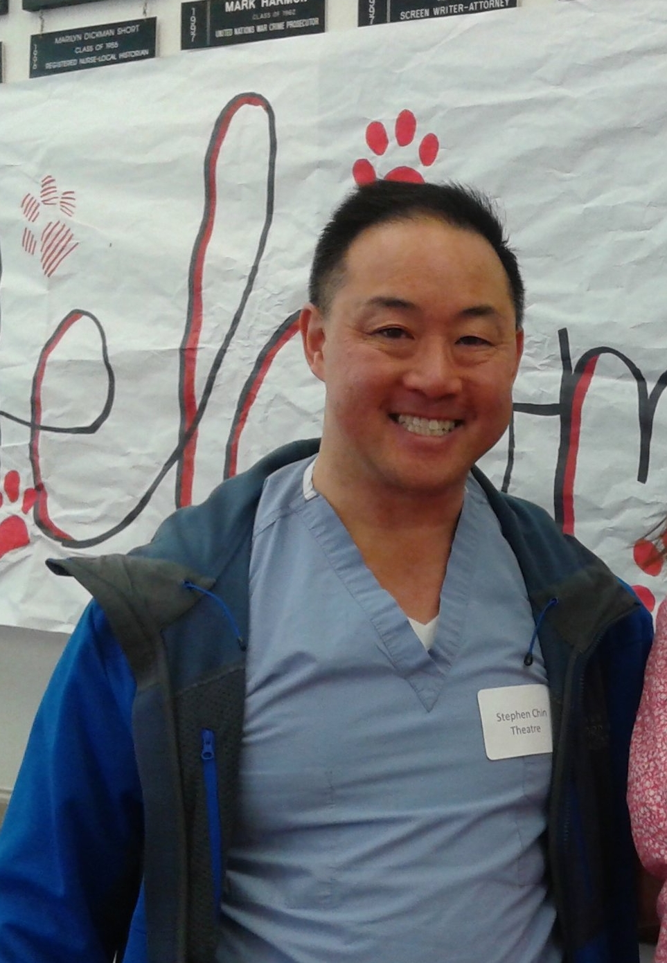 Dr. Stephen Chin