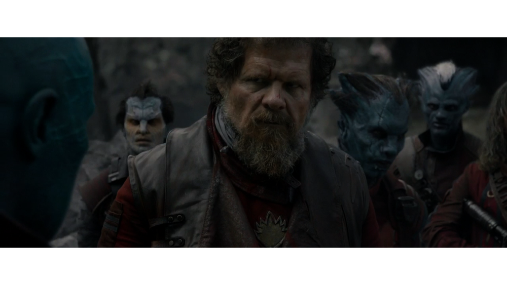 Tom Proctor as Horuz in Guardians of the Galaxy