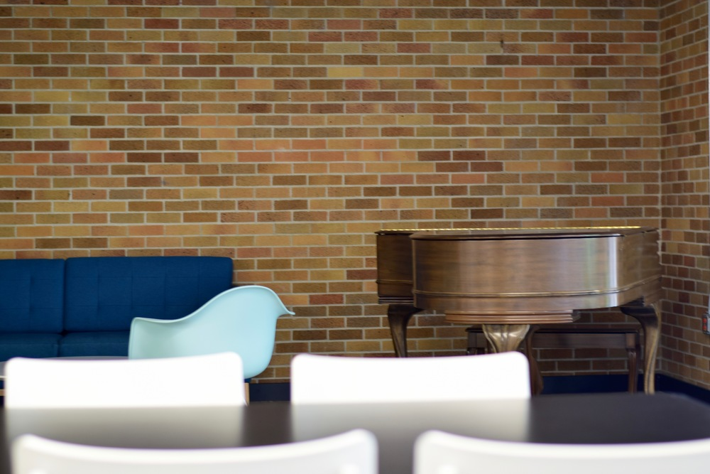 Accelerando Coffee House has space for performances