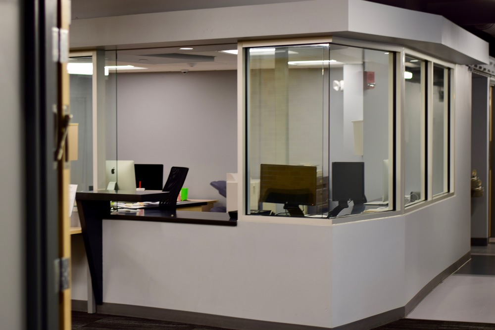 Omaha Conservatory of Music front desk