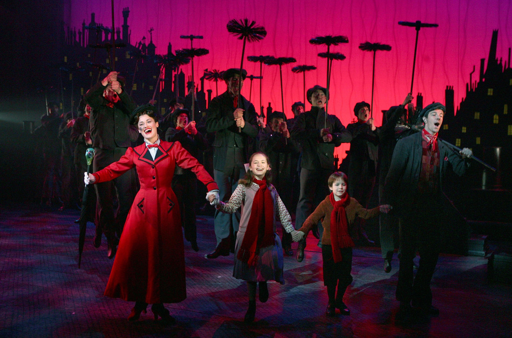 Mary Poppins Original Broadway Cast