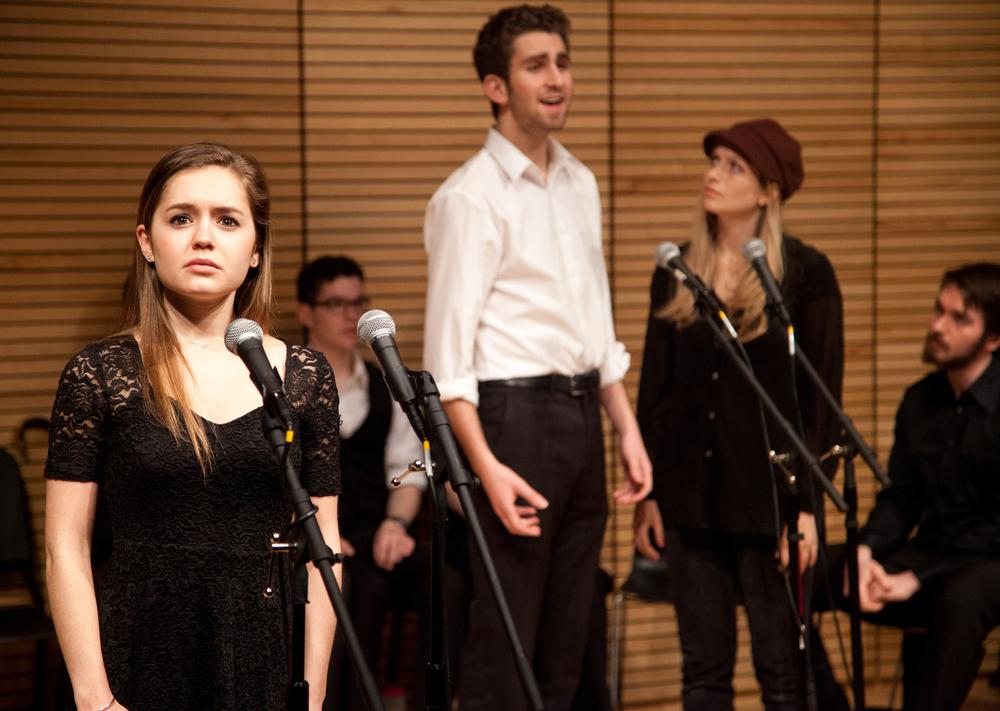 Les Misérables In Concert 2014