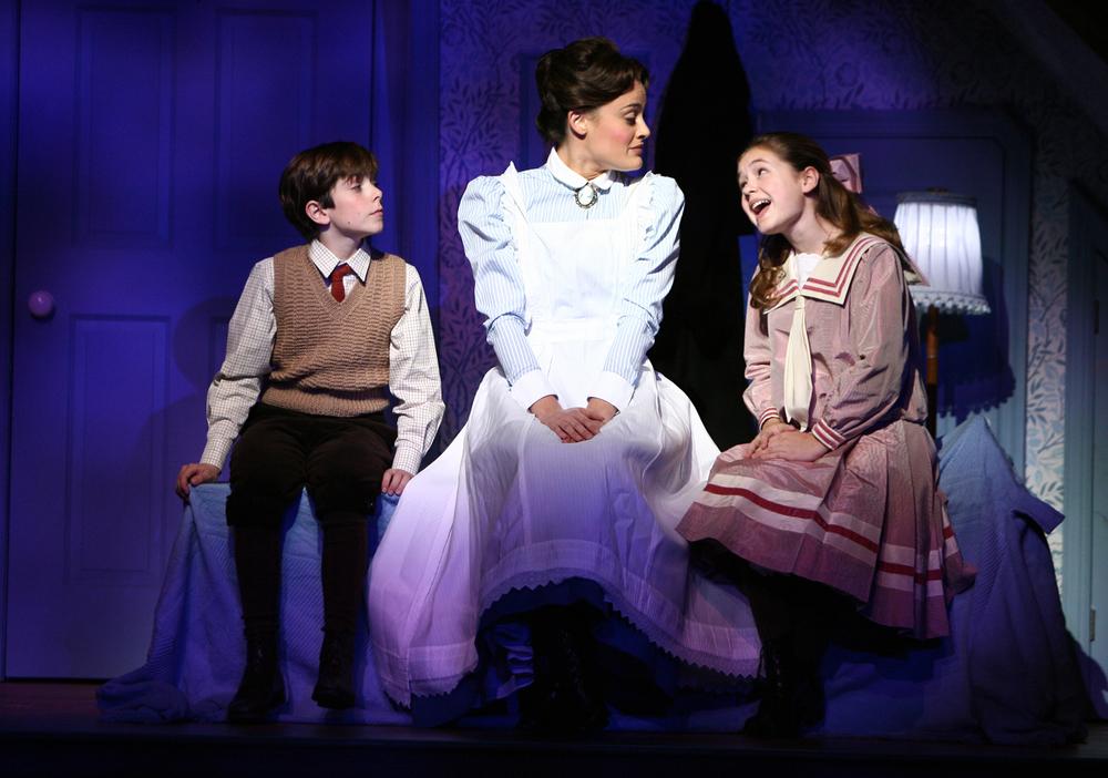 Mary Poppins Original Broadway Cast