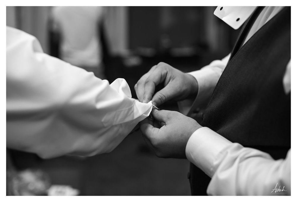 Groom Details  - Dublin Wedding Photographer