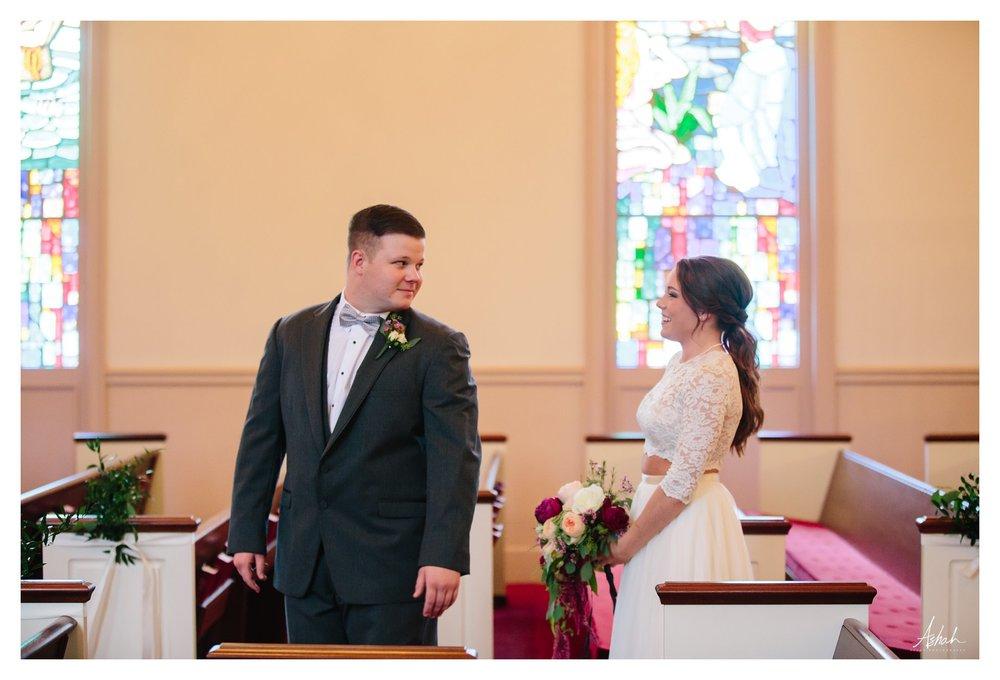 First Look - Dublin Wedding Photographer