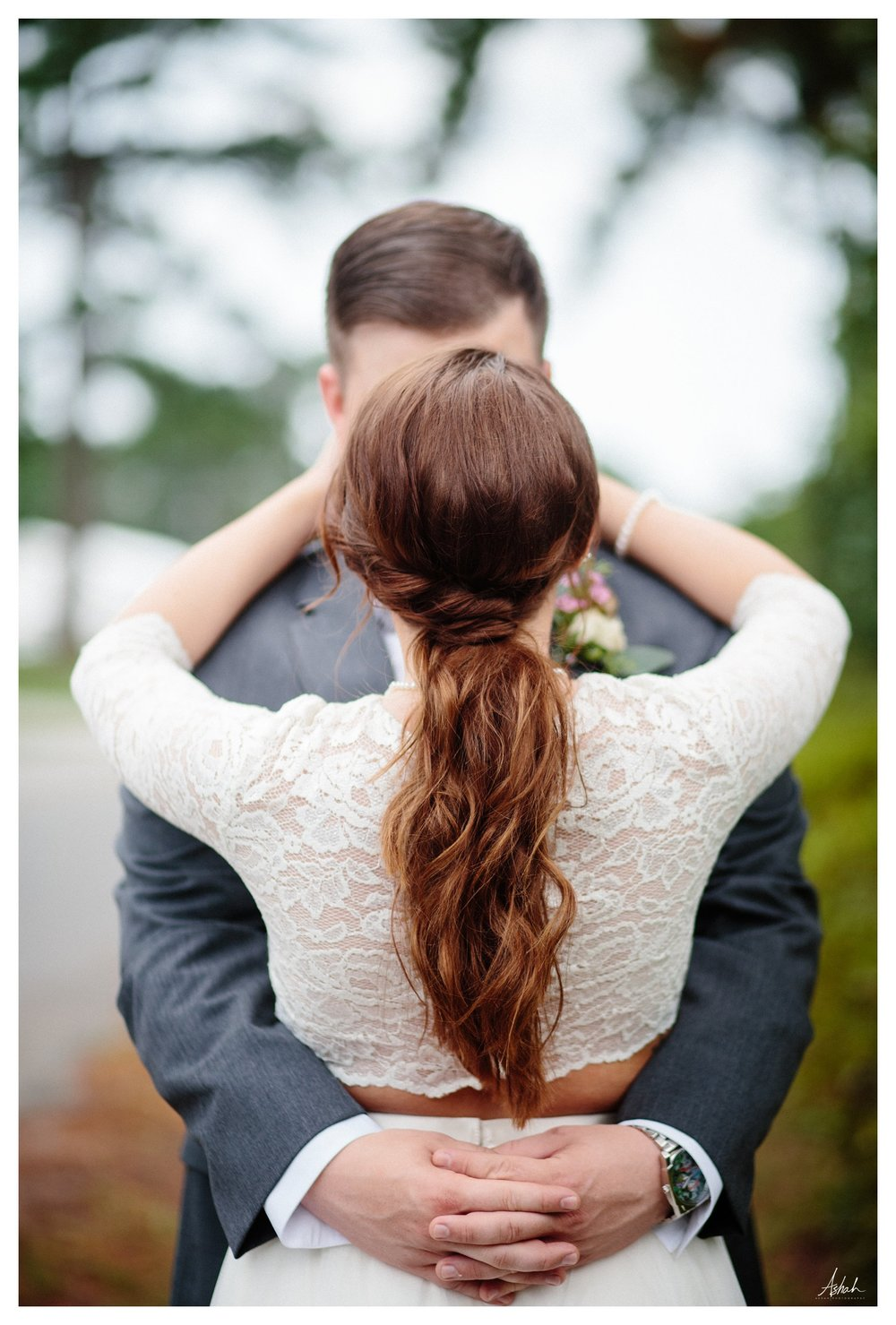 Magical First Look - Dublin Wedding Photographer