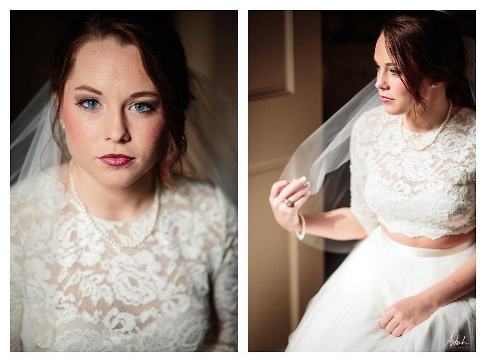 The Bride - Dublin Wedding Photography