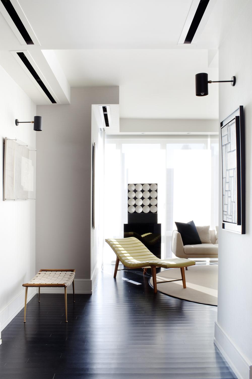 Upper West Side Manhattan Apartment Christopher Coleman Interior