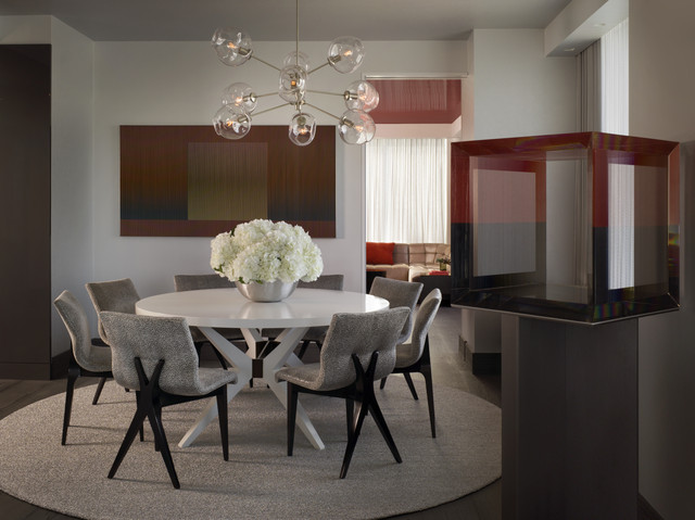 Manhattan penthouse apartment