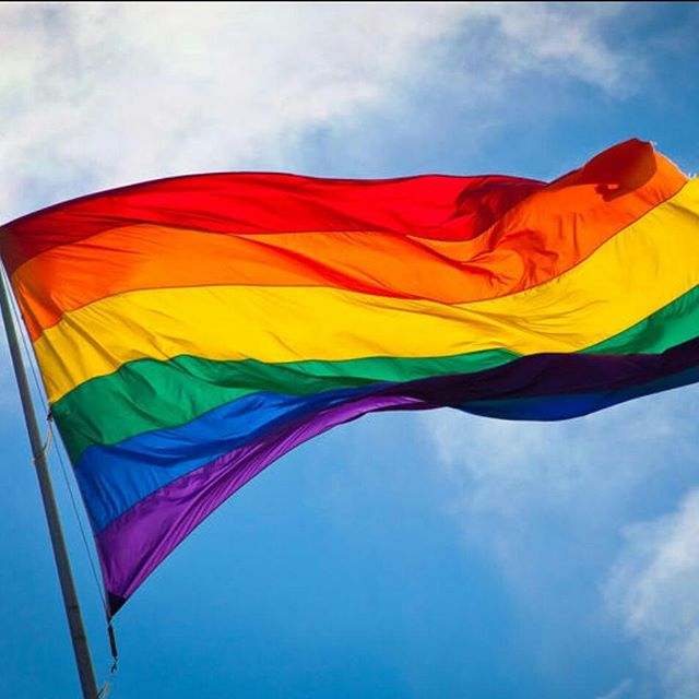 H A P P Y  P R I D E !! So thankful for our freedom to live the lives we want to live in the United States. And remember the people that fought for our Gay Rights!! Its a Happy Day for All!! #gaypride2017#gayrights#freedomeforall#lgbtq#stonewall#memoriess#fightforfreedom