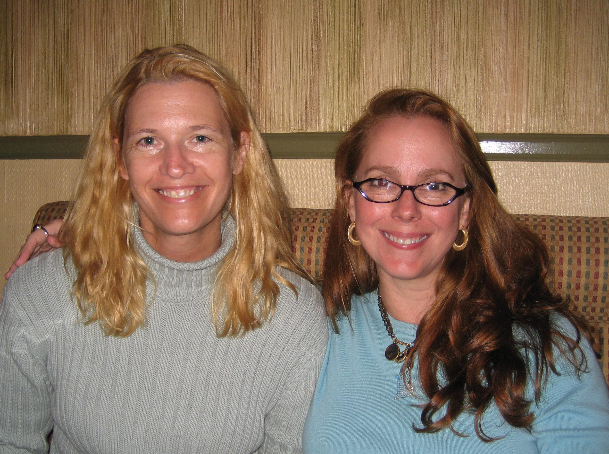 Lizzie & me