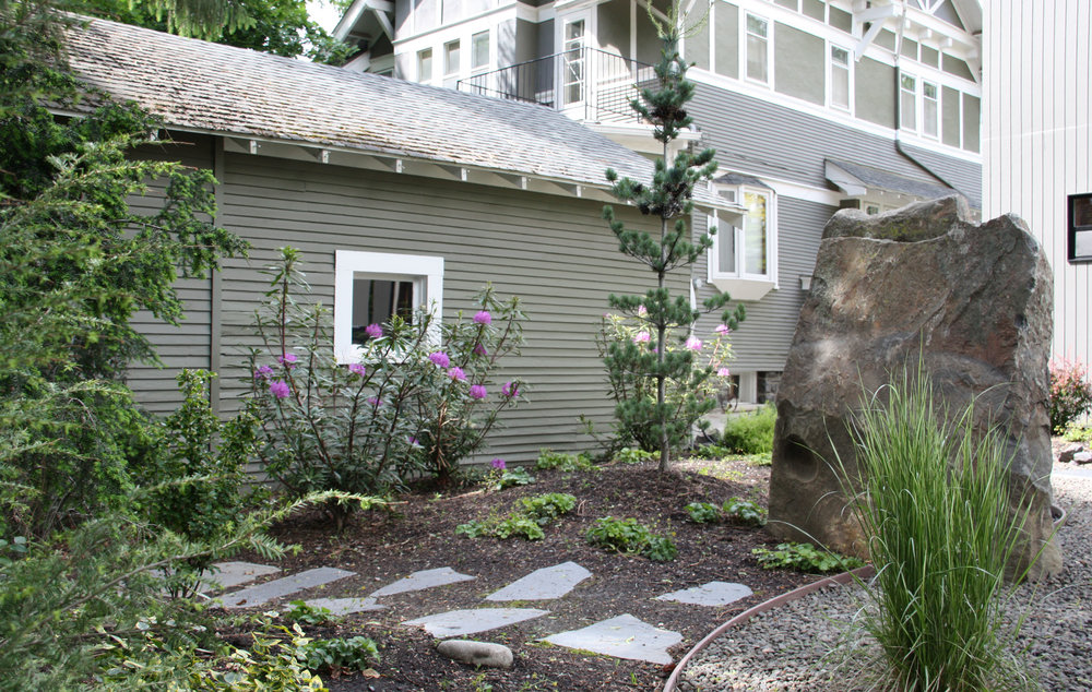 northwest craftsman garden