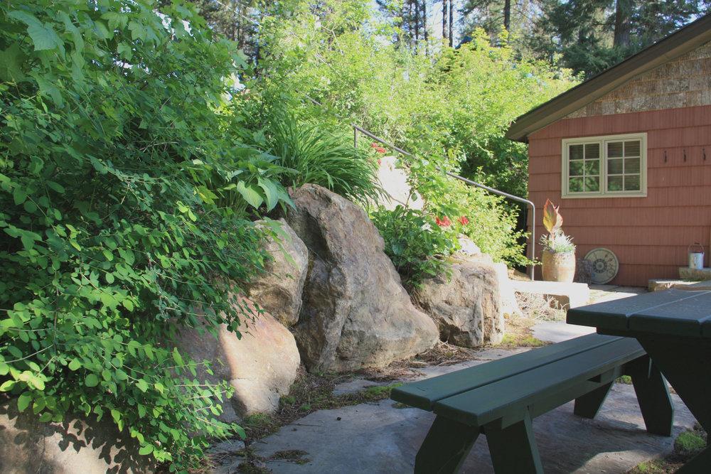 kootenai county boulder wall