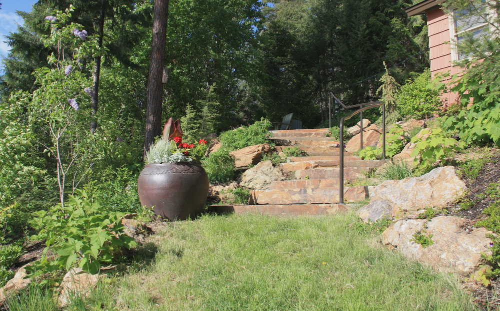 kootenai county lake access landscaping