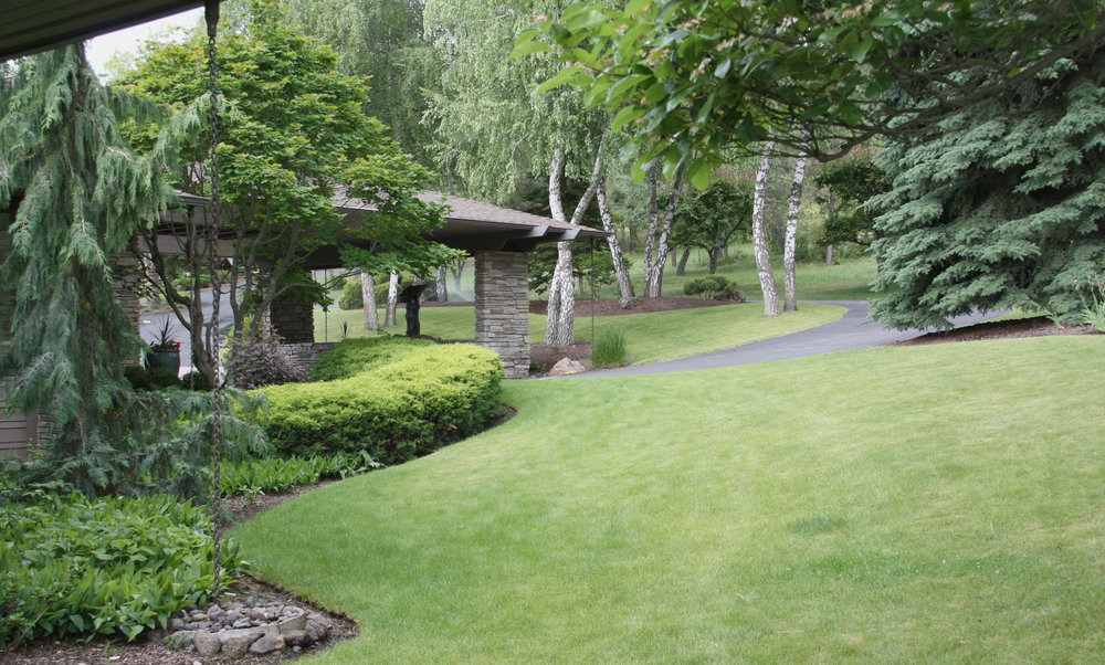 spokane estate landscaping