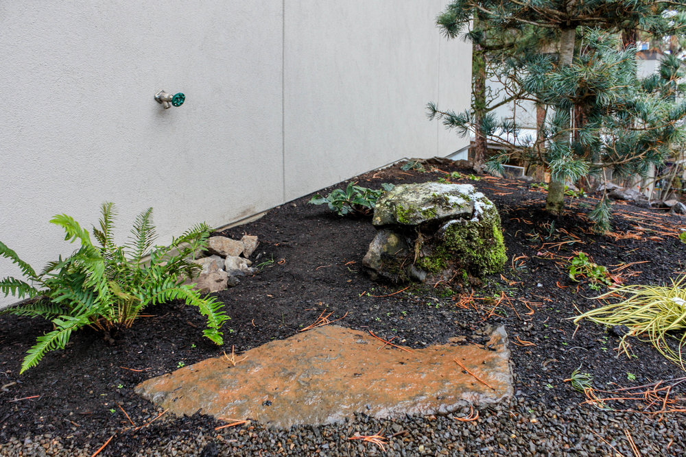 spokane south hill japanese inspired landscaping