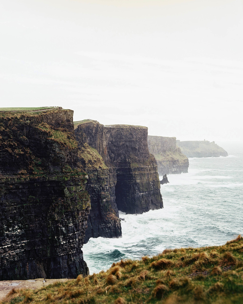 Alyssa Joy Photography - Cliffs of Moher Ireland travel photographer
