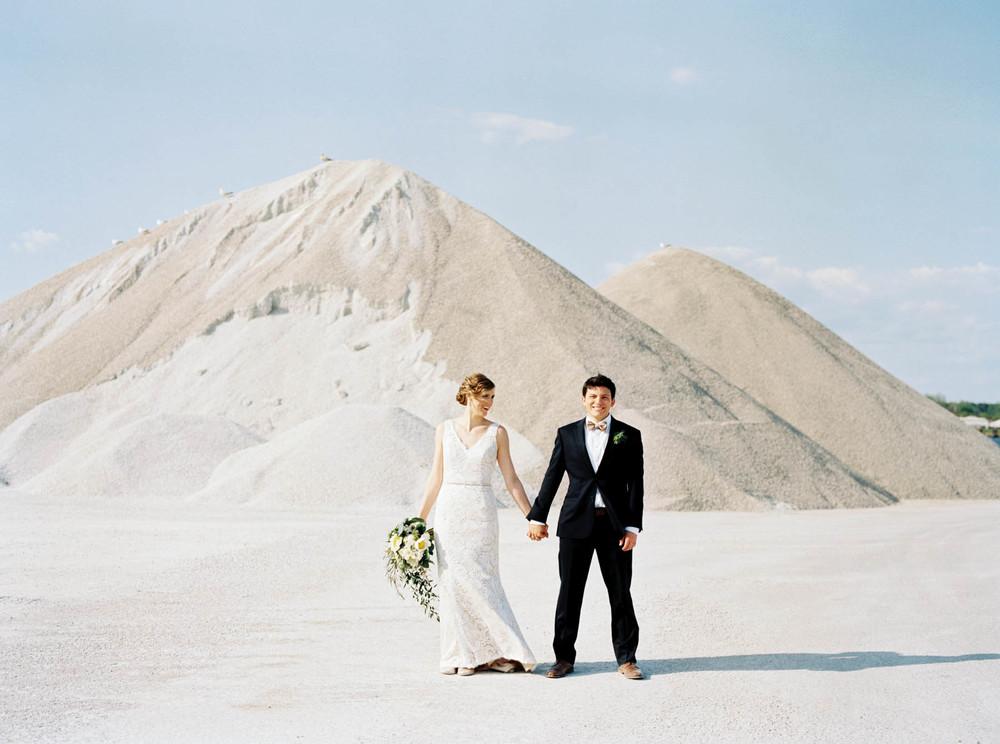 Alyssa Joy Photography - Nashville TN Film Wedding Photographer - Michigan Wedding - Boatwerks Wedding