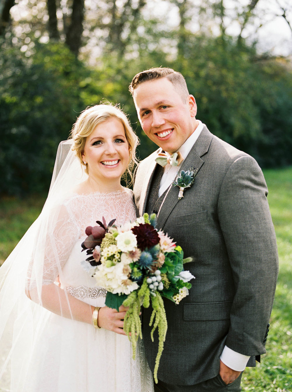 """Alyssa really has an eye for beauty and is able to capture your wedding day vision so flawlessly. You can tell she loves what she does and cares about her clients. It was an honor to work with Alyssa and we are very happy with the pictures that we will treasure for years to come!""  — Laura & Tyler"
