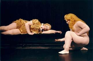 Dans le Jardin de la Grosse Dame 1999