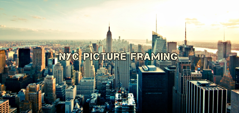 NYC picture framing www.heritageframe.com
