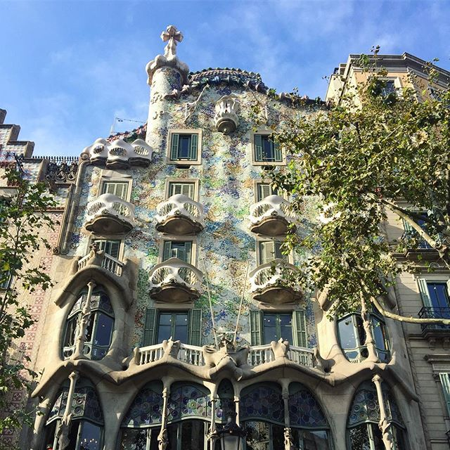 Barcelona is a great destination for first time solo travel