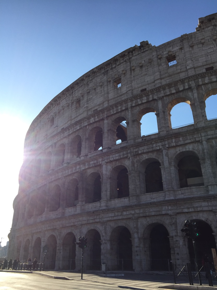 Solo travel guide Rome