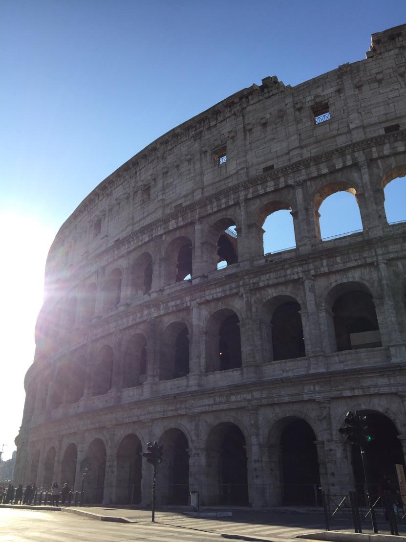 Solo travel guide Rome