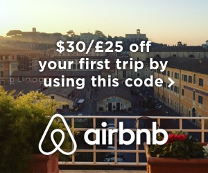 Save $40 on your first airbnb trip with this discount code