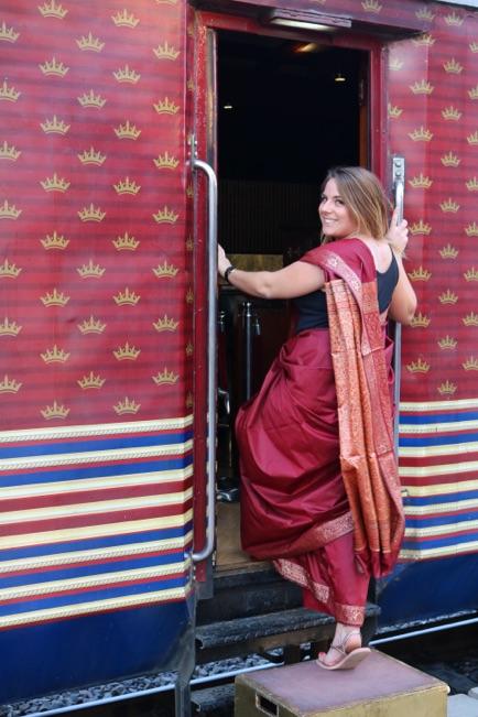 Emily in India