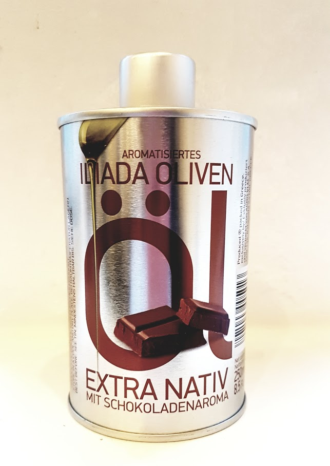 Olivenolie med chokolade 59 kr.
