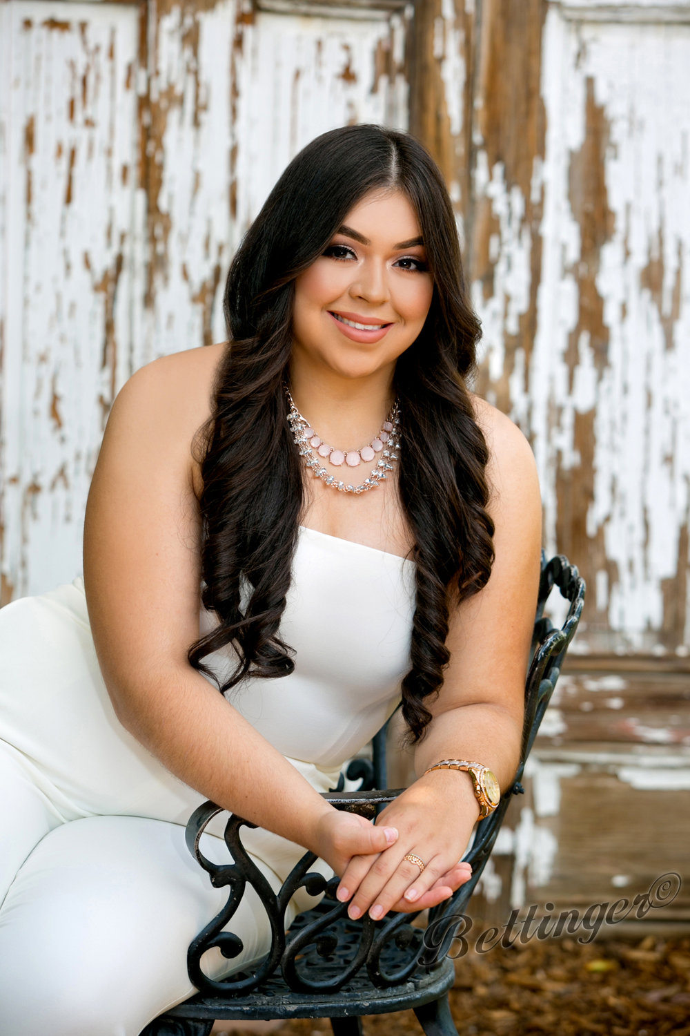 - Estefania is a very outgoing person.  She loves to laugh and is proud of her heritage.  She has made Silver Honor Roll and Volunteers for Wash Park Spring Clean.  Her future plans involve becoming a nurse.