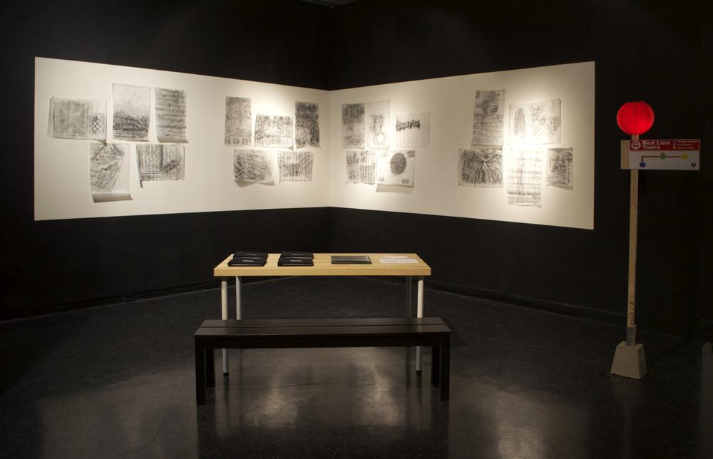 S.N.A Workshop Exhibition, Grand Central Art Center. Santa Ana, CA