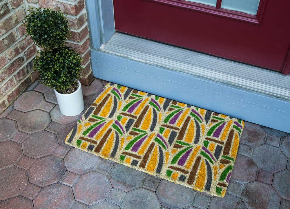 Beth Schneider for Entryways Doormats