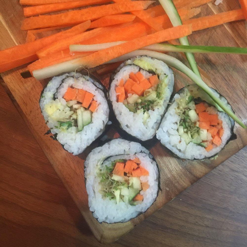 vegan sushi pic 1.JPG