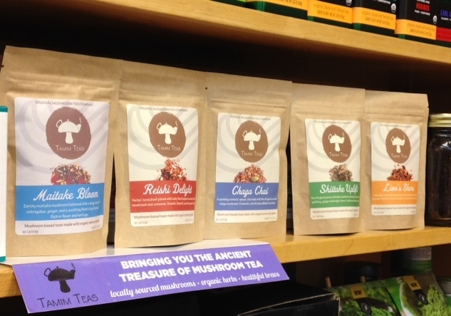 On the shelves - Cambridge Naturals