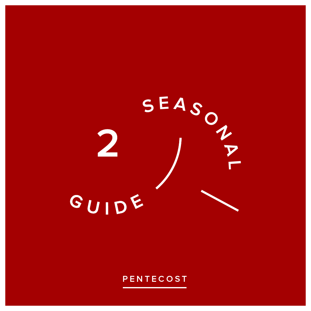 Seasonal Guide - Volume 2 - PENTECOST - This year we are providing Blueprinters with a printed guide for the different seasons of the church calendar. These will follow on from every Sunday message, and will be a great tool for personal devotion or group reflection.We highly recommend grabbing a physical copy at a service, but here's a digital version for those who might need one:
