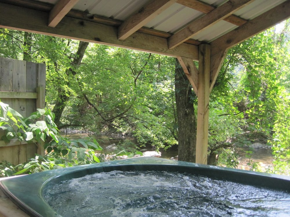 Hot Springs Mineral Tubs -