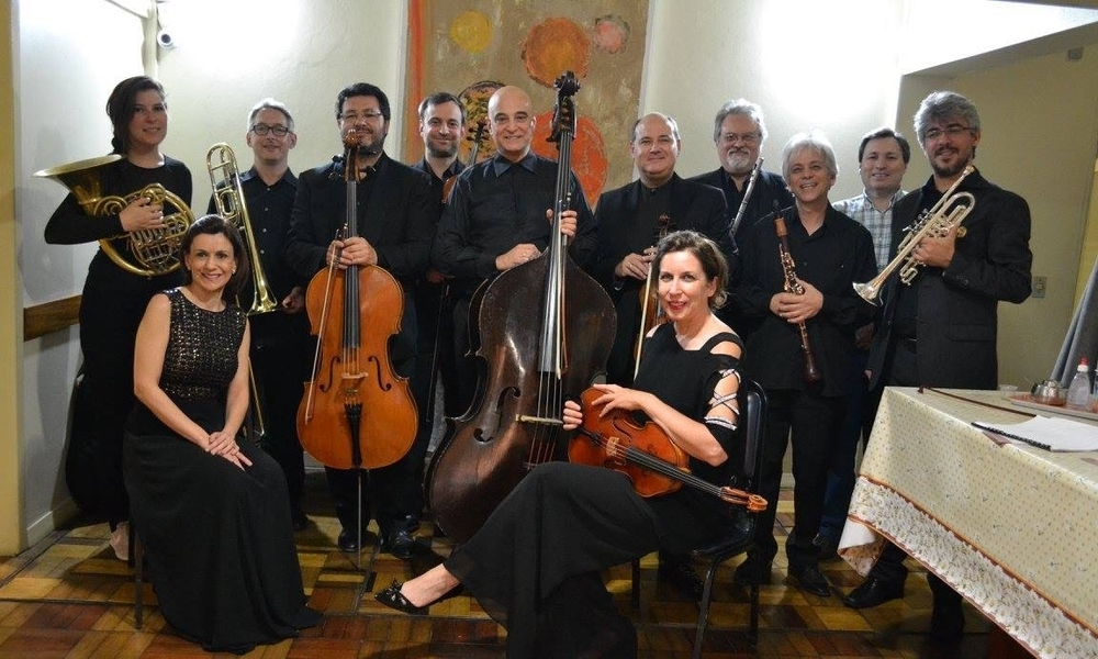 Kate was part of the Artist Faculty at the 31st  Vale Veneto Music Festival  in the beautiful Italian-styled town of Vale Veneto in the mountains of southern Brazil. She taught daily masterclasses, and performed a solo recital and chamber music performances.