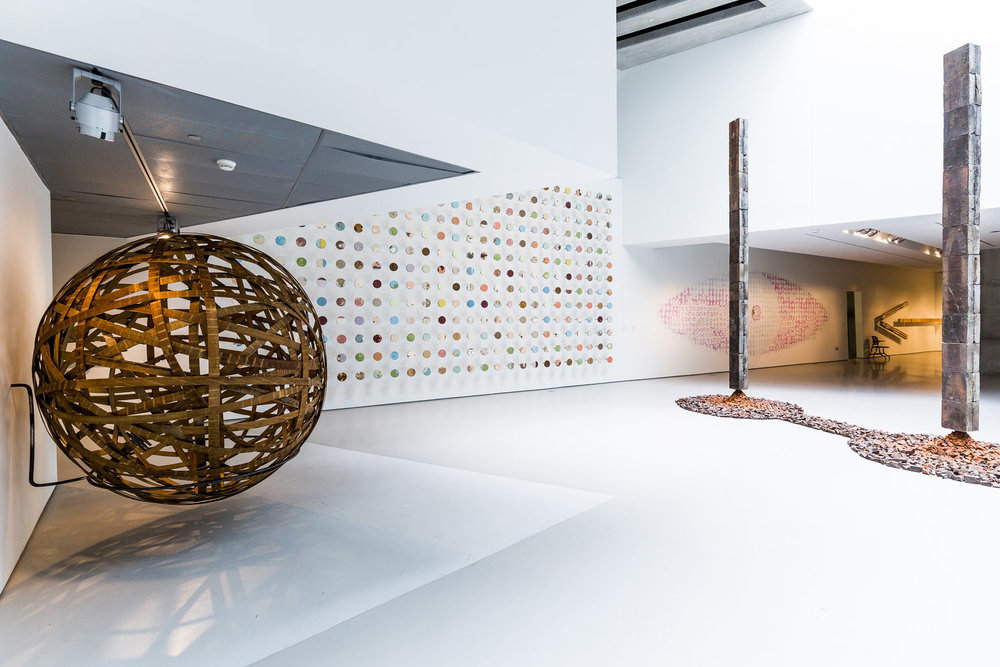 Exhibition at the Cincinnati Contemporary Arts Center