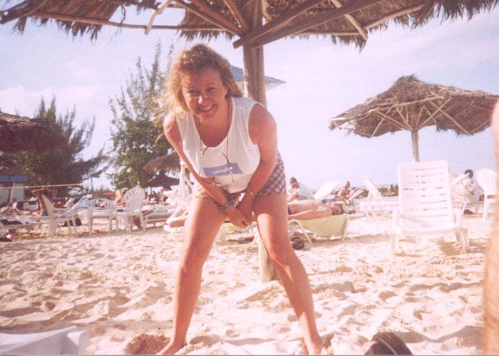 2001, Montego Bay, Jamaica
