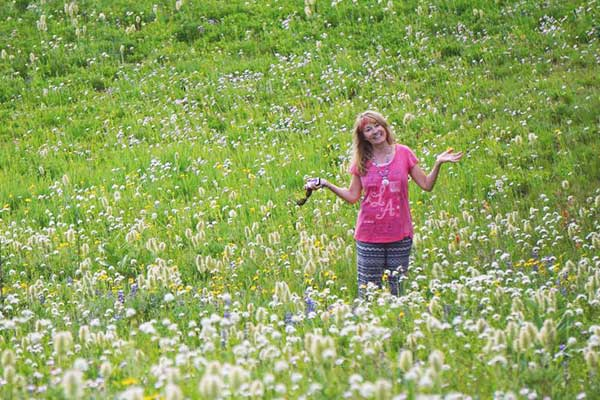 Hiking the Alpine Meadows, Manning Park, British Columbia