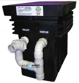 My greywater system - The Grey Water Gator Pro