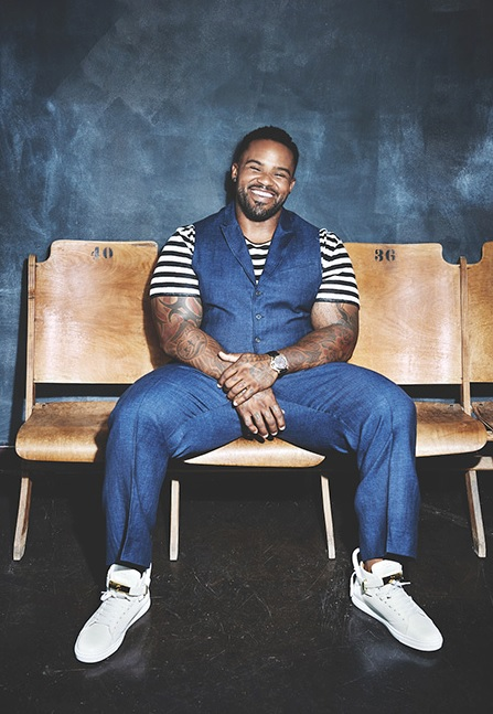 Prince Fielder  -  Athlete's Quarterly
