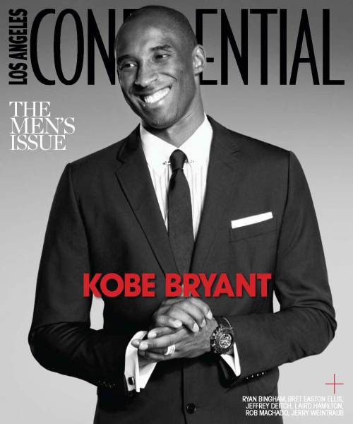 Kobe Bryant  -  Los Angeles Confidential