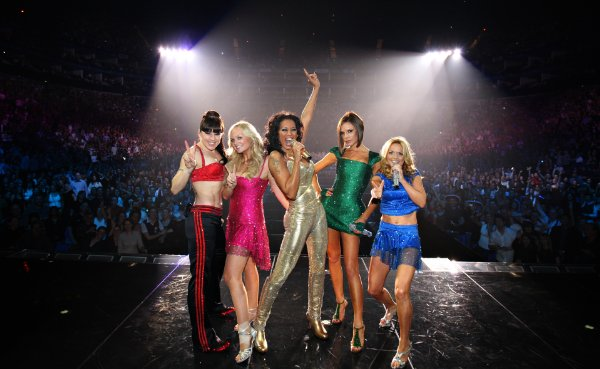 Spice Girls - Reunion World Tour
