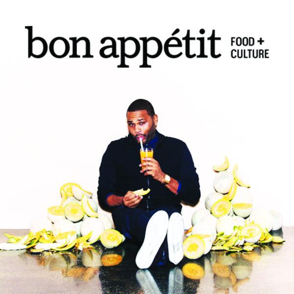 Anthony Anderson - Bon Appetit