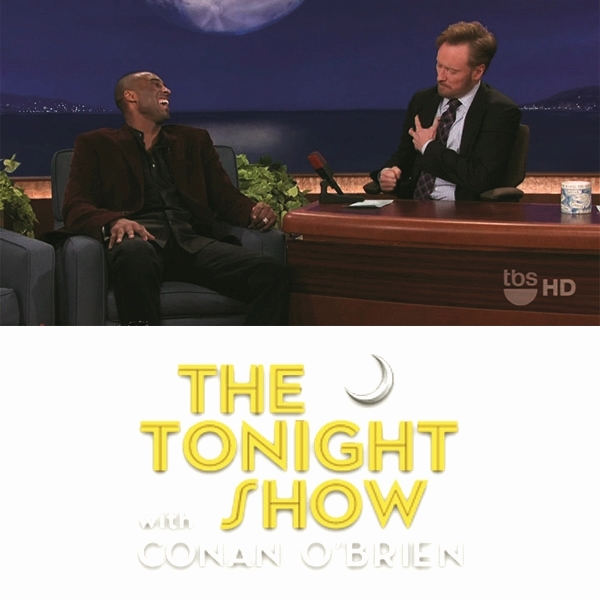 Kobe Bryant  -  The Tonight Show  with Conan O'Brien