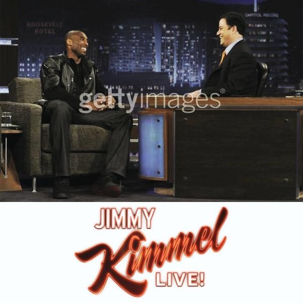 Kobe Bryant - Jimmy Kimmel Live