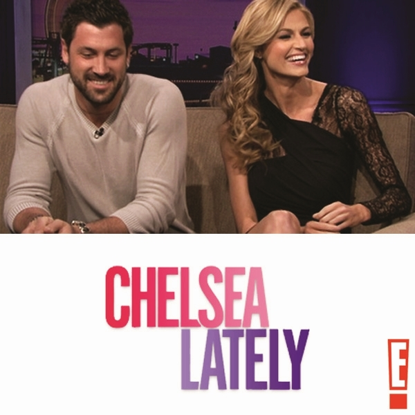 Erin Andrews  -  Chelsea Lately